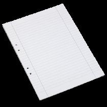 Arbetsblad A4 linjerat 9 mm 500/fp