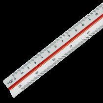 Skallinjal Linex 312 1:100-500