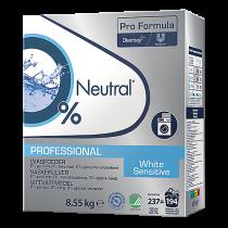 Tvättmedel Neutral Vitvätt 8,55 kg