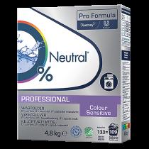 Tvättmedel Neutral Kulör 4,8 kg