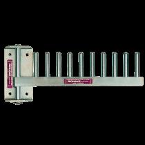 Väggkonsol Bonnie 235 mm 10 hållare