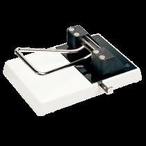 Hålslag Rapid KC3 vit/svart