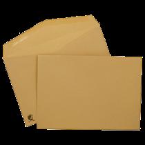 Kuvert bruna FH C5 80 g 500/fp