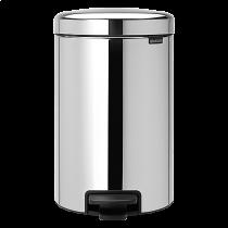 Pedalhink NewIcon 12L blankt stål