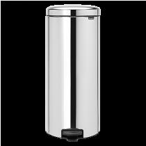 Pedalhink NewIcon 30L blankt stål