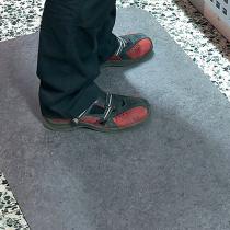 Arbetsplatsmatta Yoga Step Zedlan 61x91 cm