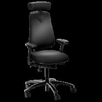 Kontorsstol Höganäs+ 381 svart