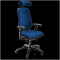 Kontorsstol Höganäs+ 561 blå