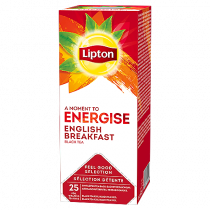 Te Lipton English Breakfast 25/fp