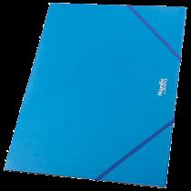 Snoddmapp Nordic Office 3-klaff blå