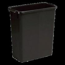 Avfallstunna Durabin 60L svart