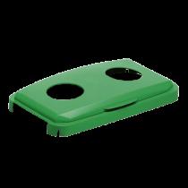 Lock för burkar Durabin 60 grönt