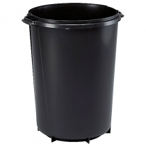 Avfallstunna Durabin 40L svart