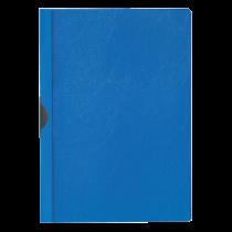 Klämmapp A4 Durable Euroclip blå