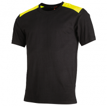 T-shirt Worksafe Add Visibility Tee L