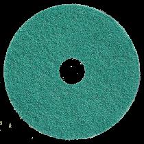Golvvårdsrondell Twister Grön 10 tum 2/fp