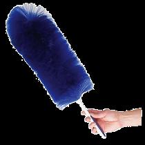 Dammvippa Max Ergo Grip blå