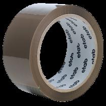 Packtejp Etab PVC 66mx38mm brun