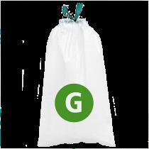 Avfallspåsar Smartfix G 20/30 liter 20/fp