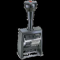 Numreringsstämpel Reiner B6K 4,5 mm
