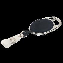 Korthållare Yoyo Design svart 10/fp