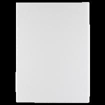 Aktmapp i PVC A5 glasklar 100/fp
