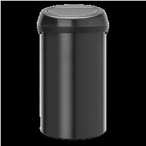 Papperstunna Touch Bin New 60L matt svart