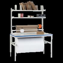 Packbord h-stativ 1500x800 mm