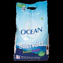 Tvättmedel Ocean Bastvätt 6,2 kg parfymerad