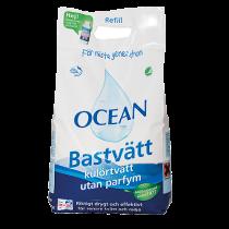Tvättmedel Ocean Bastvätt 6,2 kg