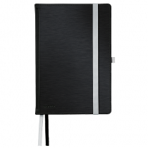Anteckningsbok Leitz Style A5 svart