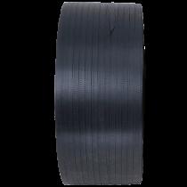 PP-band 12x0,55mmx3000 m svart