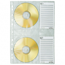 Cd/dvd-ficka Durable 5/fp