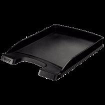 Brevkorg Leitz Plus Slim svart