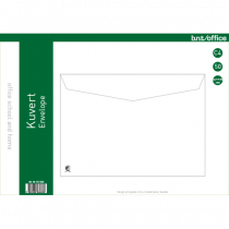 Kuvert FH C4 bruna 50/fp