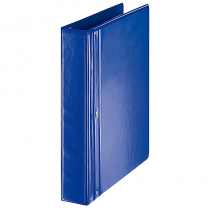 Gaffelpärm Greppo 60 mm blå