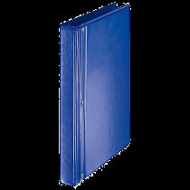 Gaffelpärm Greppo 40 mm blå
