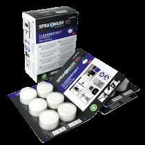 Rengöringstabletter SprayWash Tab 9 parfymerad 14/fp