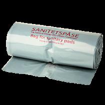 Sanitetspåsar  Max 100 st/rl