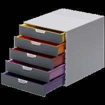 Blankettbox Varicolor 5 lådor