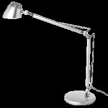Skrivbordslampa LightUp Valencia silver