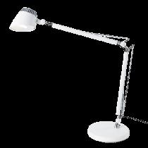 Skrivbordslampa LightUp Valencia vit