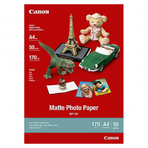 Fotopapper Canon Matte Photo A4 50/fp