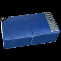 Servett 3-lags 40x40 cm mörkblå 250/fp