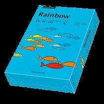 Färgat papper Rainbow A4 120 g blå 250/fp