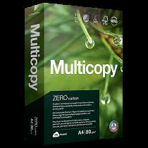 Kopieringspapper MultiCopy Zero A4 ohål 500/fp