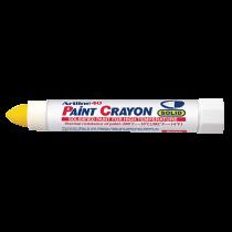 Märkpenna Artline Paint Crayon gul