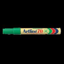 Märkpenna Artline 70 grön