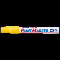 Märkpenna PaintMarker 400XF gul