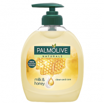 Tvål Palmolive Milk & honey 300 ml